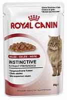 Royal Canin (Роял Канин) Instinctive in Jelly корм для кошек кусочки в желе (85 г)