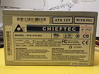 Блок питания CHIEFTEC ATX-310-202 310W 80 FAN