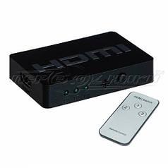 HDMI Switch 3x1 v1.4 с пультом