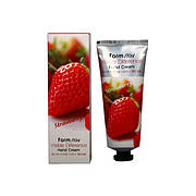 Крем для рук с экстрактом клубники Visible Difference Hand Cream Strawberry FarmStay 100 мл (280464)