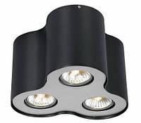 Потолочный светильник Arte Lamp Falcon A5633PL-3BK