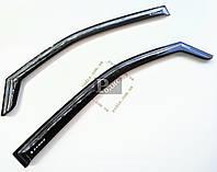 Дефлекторы окон - Ветровики FIAT Scudo 1 1997-2007 длинный (на скотче) Фиат Скудо