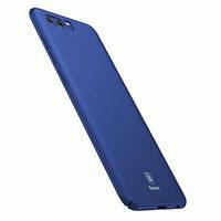 Чехол-накладка BASEUS, серия Thin, HUAWEI P10, синий (WIHWP10-ZB15)