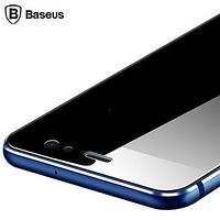 Противоударная защитная стеклянная пленка BASEUS, 0,15 мм, Non Full Screen, Huawei P10 Plus, прозрачный (SGHWP10P-GSB02)