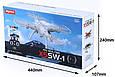 🔥✅ Радиоуправляемый квадрокоптер Syma X5SW-1 Black, White HD+ FPV с HD WI-FI камерой на пульте управления, фото 4