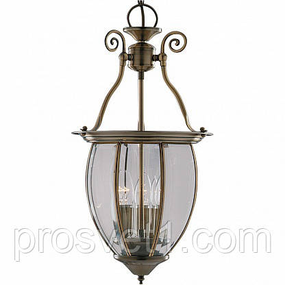 Підвісний світильник Arte Lamp Rimini A6509SP-3AB