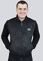 Куртка мужская замшевая на весну осень