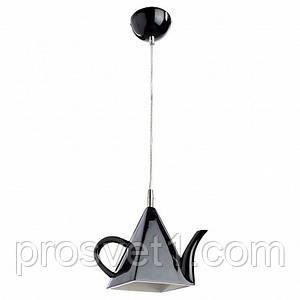 Подвесной светильник Arte Lamp Cafeteria A6604SP-1BK