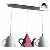 Подвесной светильник Arte lamp Cafeteria A6605SP-3WH, фото 1