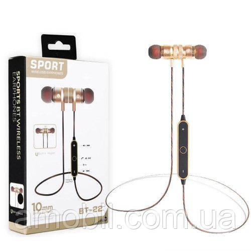 Наушники MP3 Bluetooth BT-21 Sport