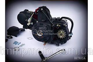 Двигун Альфа/ДЕЛЬТА/GS-125 d-54 мм механіка SABUR, фото 3