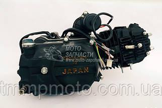 Двигун Альфа/ДЕЛЬТА/GS-125 d-54 мм механіка SABUR, фото 2