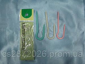 Приспособление для плетения кос (спицы для снятия петель)