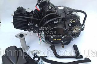 Двигатель Альфа/Дельта/GS-110 d-52,4 мм механика SABUR, фото 3