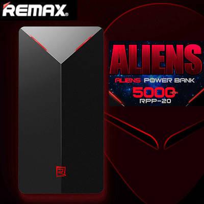 Power Bank Remax Alien RPP-20 Power Box 5000mAh