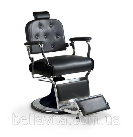 Перукарське чоловіче крісло Lord Lux, фото 2