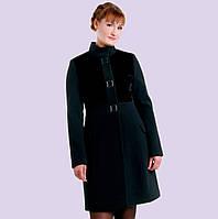 Женское кашемировое пальто. Модель 22. Размеры 44-52