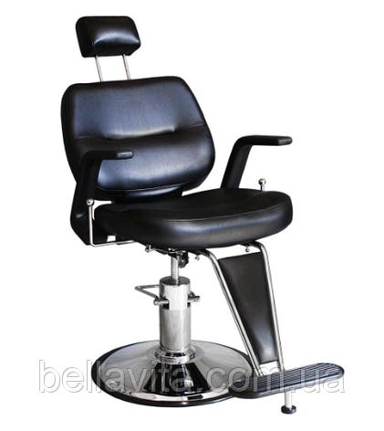 Перукарське чоловіче крісло Lupo, фото 2
