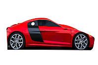 Кровать-машина Ауди R-8 красная 1740*836 мм - 3326,00 грн.
