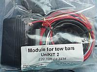 Универсальный электрический модуль (блок согласования) UniKIT 1L  (Юникит) для фаркопа/прицепа