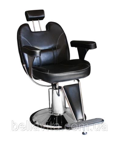 Перукарське чоловіче крісло Mario, фото 2