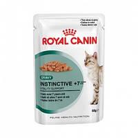 Royal Canin (Роял канин) Instinctive +7 Wet корм для кошек старше 7 лет (85 г)