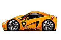 Представленная модель Ламборджини в оранжевом цвете интересна как для мальчиков, так и для девочек.
