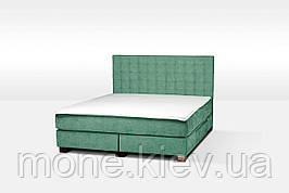 """Мягкая кровать """"Верона""""."""