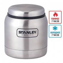 Термос-банку для їжі Stanley Adventure (0.29 л), сталевий