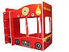 Кровать-машинка Пожарная двухэтажная Цена 5745грн