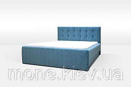 """Мягкая кровать """"Оникс""""."""