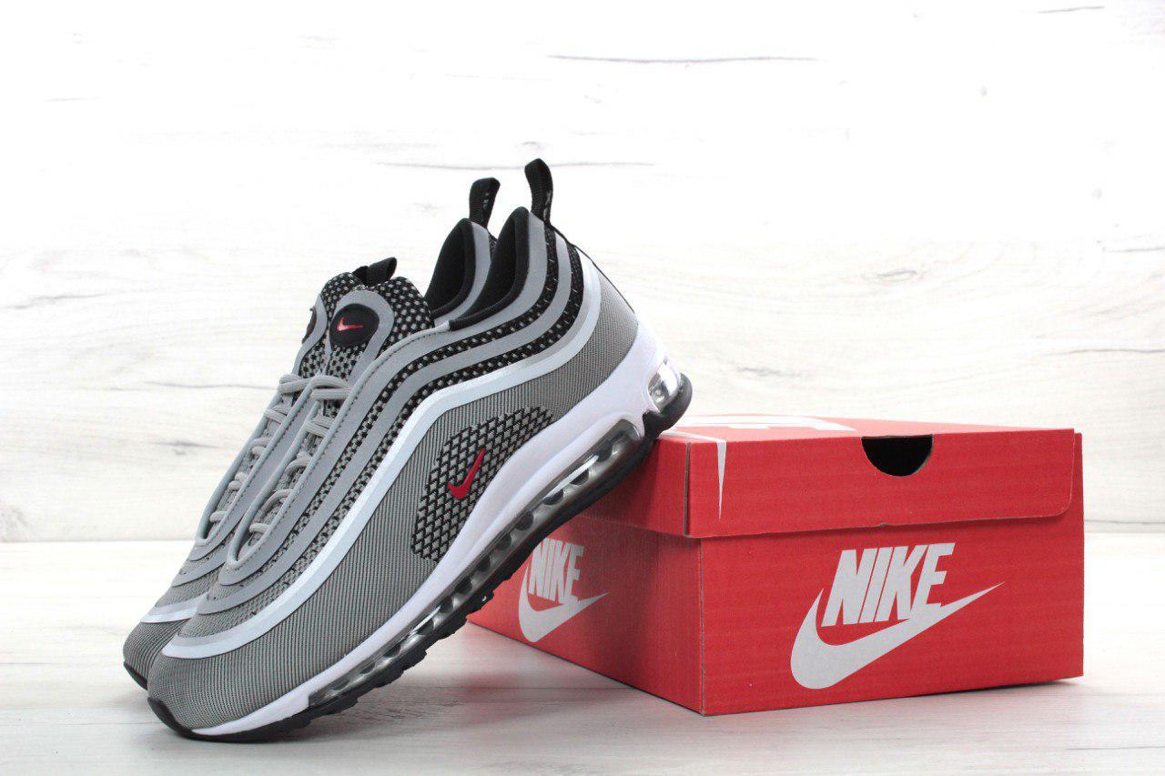 450d50fc Кроссовки Nike Air Max 97 Ultra Grey - Интернет магазин обуви «im-РоLLi»