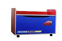 Ящик - тумба для игрушек серии Форсаж, фото 1