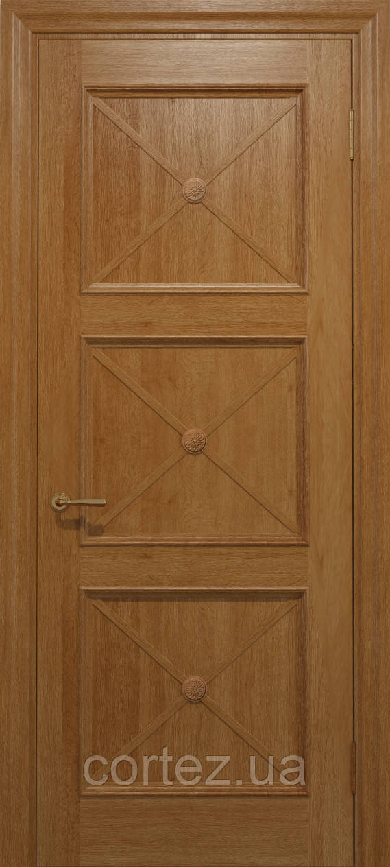 Межкомнатные двери шпон Модель С021 - фото 5