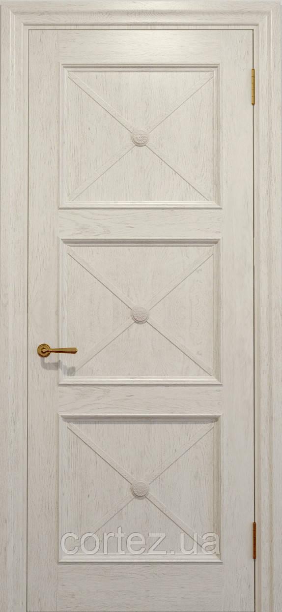 Межкомнатные двери шпон Модель С021 - фото 1