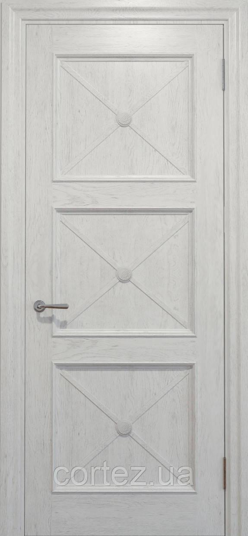 Межкомнатные двери шпон Модель С021 - фото 2