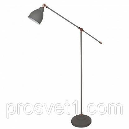 Торшер Arte Lamp Braccio A2054PN-1GY