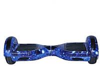 Гироборд Smart Balance 6,5 синий космос с тао тао и самобалансом