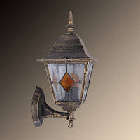Уличный настенный светильник Arte Lamp Berlin A1011AL-1BN