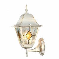 Уличный настенный светильник Arte Lamp Berlin A1011AL-1WG