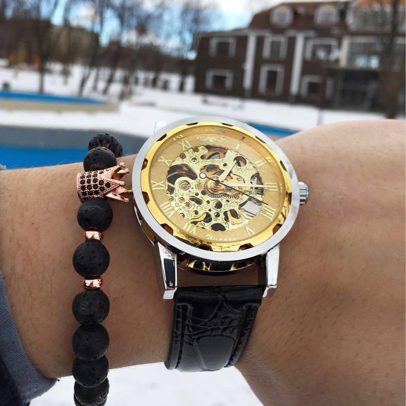 Часы скелетоны виннер купить украина купить механические механизмы для часов