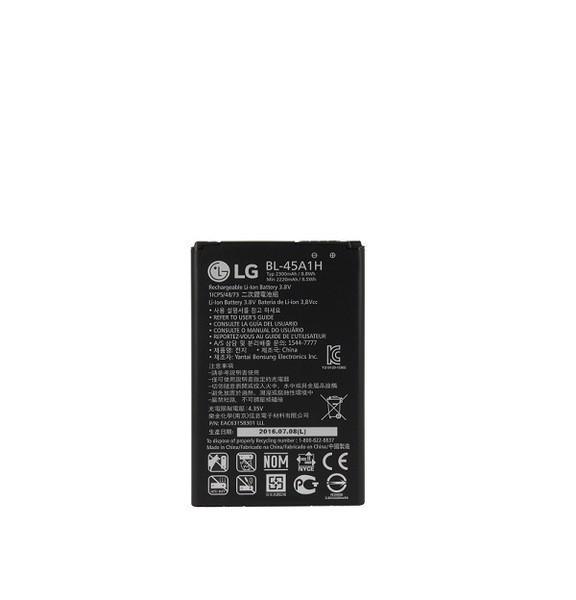 Аккумулятор батарея LG BL-45A1H, K420N, K430DS, K430DSF, K410 K10, K420N, K430, K425, K428, MS428, F670