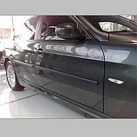 Молдинги на двери BMW 3-series E90 / E91 2004-2013