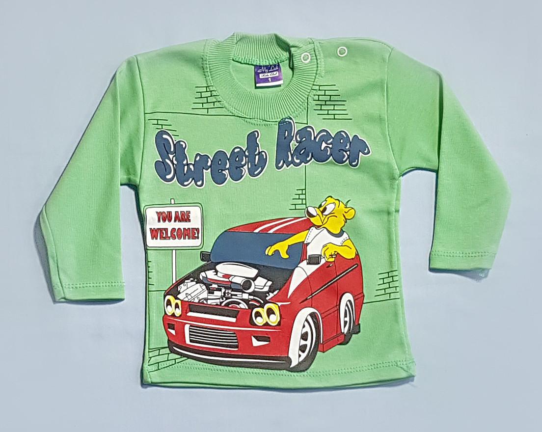 """Джемпер детский """"Street Racer"""""""