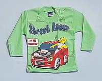 """Джемпер детский для мальчмка """"Street Racer"""", размер 1"""
