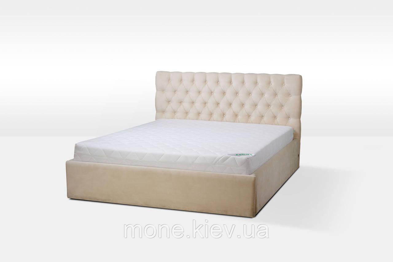 """Мягкая кровать """"Примо""""."""
