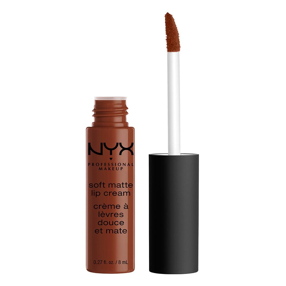 NYX Помада матовая Soft matte lip cream №23 (Berlin) 8 мл