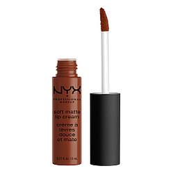 NYX Помада матовая Soft matte lip cream №23 (Berlin) 8 мл , фото 2