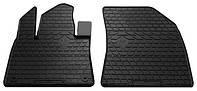 Резиновые передние коврики для Citroen C4 Picasso II 2013- (STINGRAY)