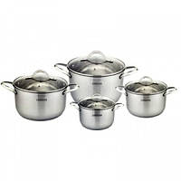 Набор посуды кастрюли 8 шт Lessner 55858